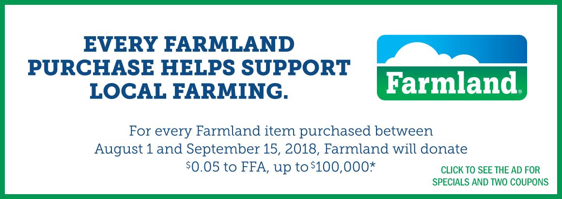 Farmland Specials