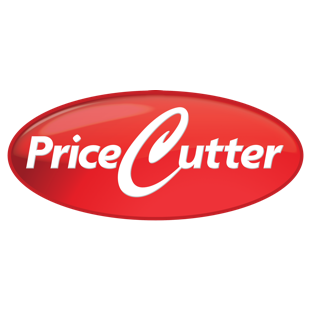 A logo of Price Cutter