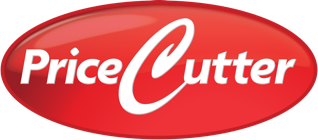 A theme logo of Price Cutter