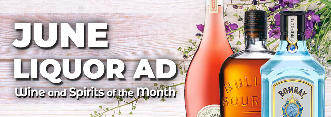June Liquor Ad