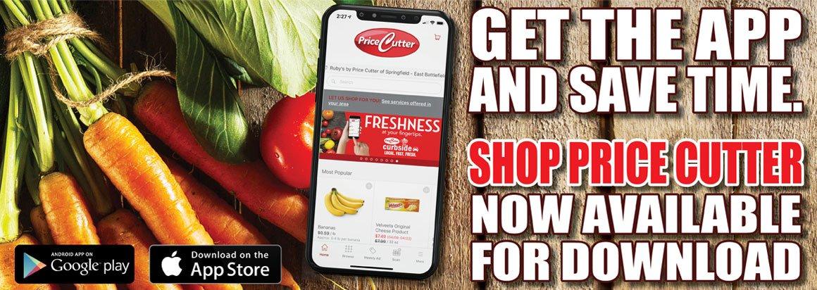Price Cutter Mobile App