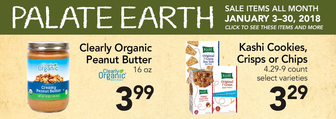 Palate Earth - Natural and Organic Products on Sale