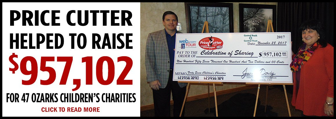 PCCC Gifts $957,102 to 47 Ozarks Children's Charities