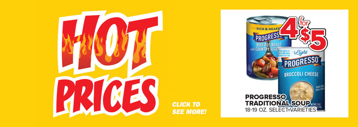 Hot Prices