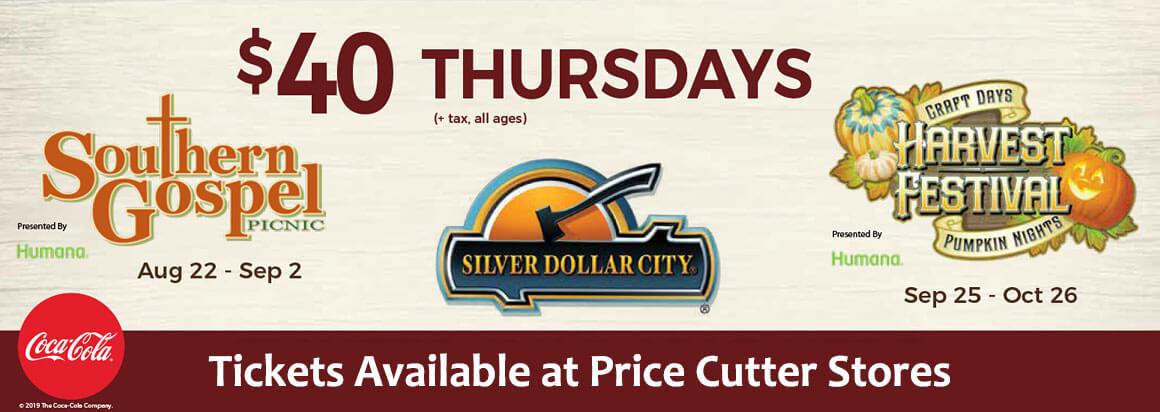 Silver Dollar City Tickets