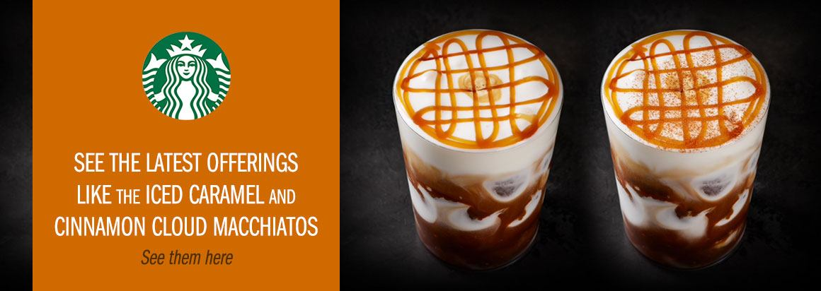 New Starbucks Offerings
