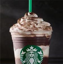 Midnight Mint Mocha Frappuccino® Blended Crème