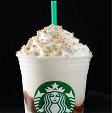 S'mores Frappuccino® Blended Crème