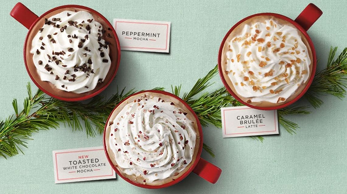 Starbucks Current Offerings