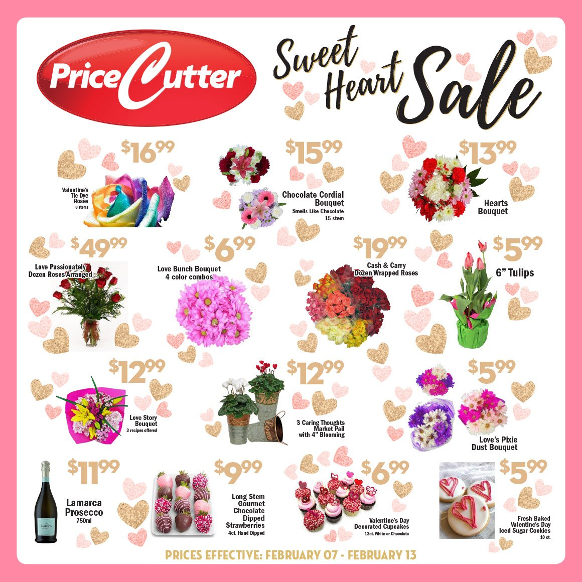 Sweet Heart Sale